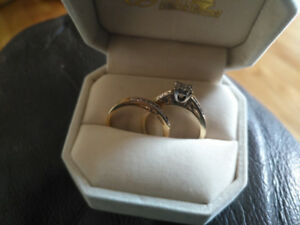 A beautiful engagement ring for sale