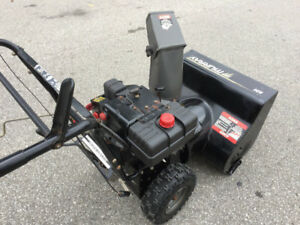 Murray 8 Hp 24 Inch Snowblower