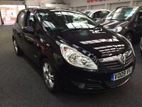 2009 VAUXHALL CORSA 1.4i 16V Design Auto From GBP5950+Retail package