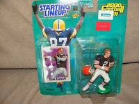 2000 tim couch starting lineup figure