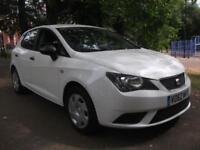 Seat Ibiza 1.2 12v ( a/c ) 2013 NEW SHAPE 12 MONTHS MOT 3 MONTHS WARRANTY