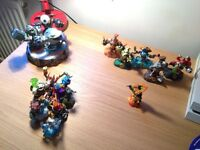 17 Mint Condition Skylanders Wii/Xbox/PS4/PS3/Wii U/PC