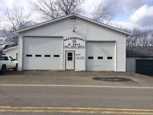 Fire Hall For Sale