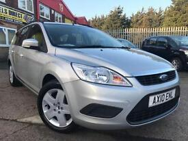 2010 Ford Focus 1.6 TDCi 110 Style TURBO DIESEL ESTATE 5dr 67,000 MILES £30 ...