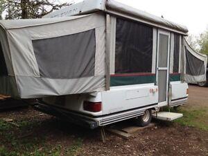 1994 Coleman Tent Trailer