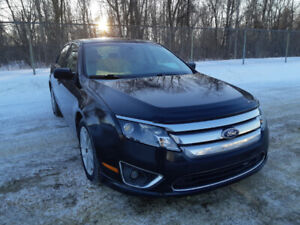 Ford Fusion 2010 AWD (4x4) SEL