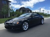 2005 BMW 645CI LOADED WITH ALL POWER OPTIONS
