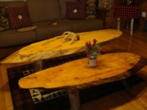 For Sale , Live Edge Coffee Table