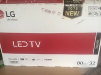 Brend new LG 32""