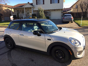2015 MINI Mini Cooper Coupe (2 door)
