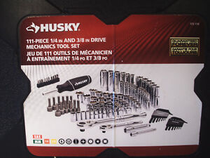 Husky Socket Set