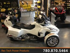 2016 Can-Am RT Limited 6-Speed Semi-Automatic (SE6)