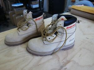SNAP-ON WORK BOOTS