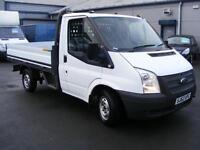 2012 FORD TRANSIT 2.2 TDCi 300 S Chassis Cab 2dr EU5, SRW, SWB