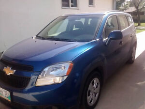 2014 Chevrolet Orlando - 7 Seats for under $17,000!!