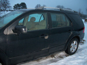 2006 Ford FreeStyle/Taurus X EX SUV, Crossover