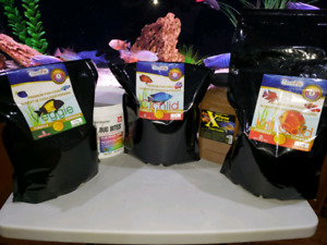 Bobby G's Cichlid Mix food