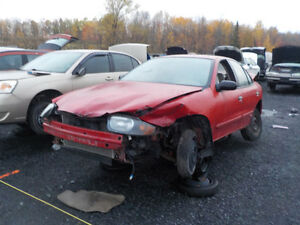 2004 Chevrolet Cavalier Now Available At Kenny U-Pull Cornwall