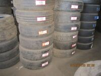 GOOD QUALITY USED AND NEW TRUCK CAR TIRES