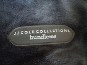 JJ Cole Collections Bundleme - car seat cover Kitchener / Waterloo Kitchener Area image 3