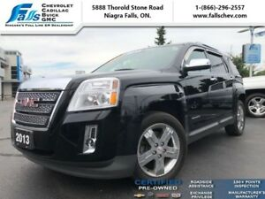 2013 GMC Terrain SLT-2  AWD,POWER LIFTGATE,SUNROOF,REARCAM