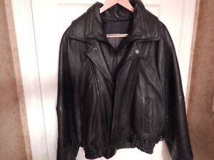 Mens Quality Leather Jacket