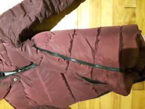 Thyme Maternity down filled jacket size small