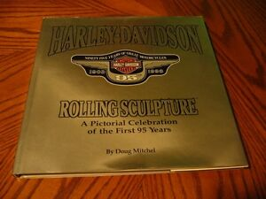 95th Harley Davidson Book
