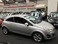 2011 VAUXHALL CORSA 1.2i 16V [85] SXi [AC] From GBP5950+Retail package.