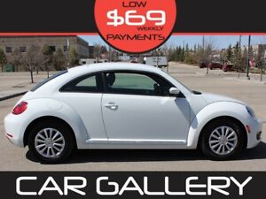 2016 Volkswagen Beetle TSI w/Bluetooth, Backup Cam, Heated Seats