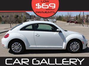 2016 Volkswagen Beetle TSI w/Bluetooth, Backup Cam, Heated Seats