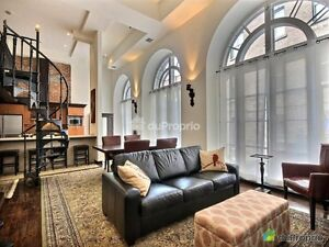 Luxury condo for sale - Old Montreal