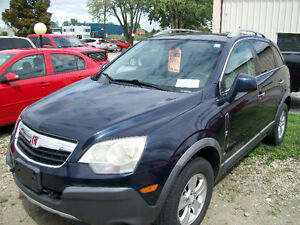 2008 Saturn VUE XE SUV, 112000 Km , Carproof Clean!!!
