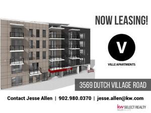 Brand new luxury apartments!