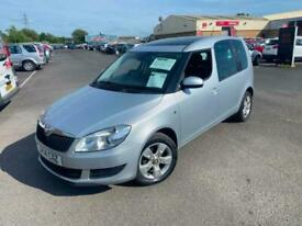 image for 2014 14 SKODA ROOMSTER 1.2 TSi SE  5 DOOR.FANTASTIC MPV.ONLY 1 OWNER FROM NEW.