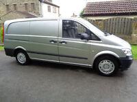 2011 (11reg) Mercedes-Benz VITO 110 CDI LWB Van, Private Ambulance
