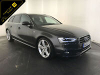 2014 AUDI A4 S LINE TDI DIESEL AUDI SERVICE HISTORY FINANCE PX WELCOME