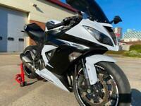 Kawasaki ZX-6R 600 Ninja+ 2 OWNERS+ 11.000 MILE+ LONG MOT+ 2 KEYS