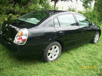 2007NISSAN ALTIMA AUTOMATIC 52000KM 4CY 2.5L CLEAN AS NEW 4199$