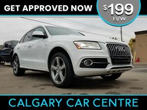 2014 Audi Q5 $199B/W w/Leather, Sunroof, Bluetooth. DRIVE HOME T
