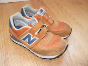 New Balance Kids Sneakers - Velcro, Size 13