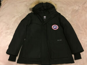 Canada Goose Expedition Parka (Men's Small, Fusion Fit)