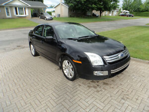 Ford Fusion SEL manuelle-