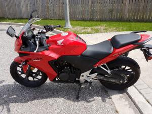 20150 Honda CBR 500R
