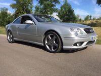 Mercedes cl600 biturbo AMG 2003