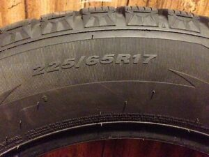 2 Winter tires for sale West Island Greater Montréal image 3
