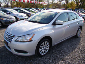 2015 Nissan Sentra 1.8S ***6 to Choose From!!***$110 BIWEEKLY***