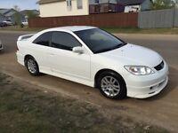 2005 Honda Civic Reverb