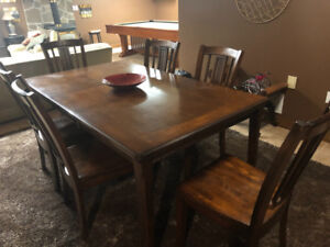 Ashley Dining Table & Chairs