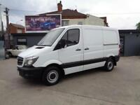 MERCEDES-BENZ SPRINTER 2.1TD | 313 CDi | SWB | AIR CON | 1 OWNER | 2014 MODEL